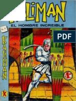 Kaliman - Profanadores de Tumbas #0008