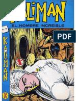 Kaliman - Profanadores de Tumbas #0010