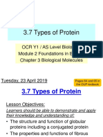 3.7 Types of Protein LP