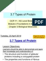 3.7 Types of Protein LP