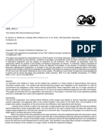 SPE-38513-MS the Subsea Well Decommissioning Project