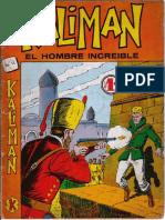 Kaliman - El Valle de Los Vampiros #0013