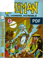 Kaliman - El Valle de Los Vampiros #0015