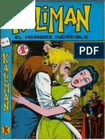 Kaliman - El Valle de Los Vampiros #0016