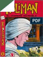 Kaliman - El Valle de Los Vampiros #0019
