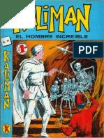 Kaliman - El Valle de Los Vampiros #0020