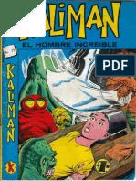 Kaliman - El Valle de Los Vampiros #0025