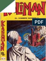 Kaliman - El Valle de Los Vampiros #0031