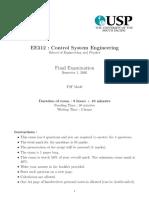 EE312 Exam