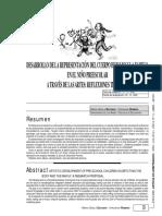 Pregrado - Escobar, M. G. & Romero, K. (2004). Desarrollo de la Representación del Cuerpo Humano y la Familia en el Niño Preescolar a Través de las Artes. Reflexiones Teóricas.pdf