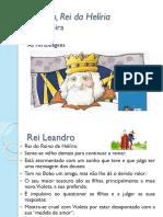 Conto Alice Vieira Leandro Rei Da Heliria