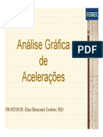 Analise Grafica de Aceleracoes