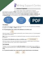 Sentence Fragments.pdf