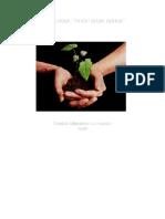 Programa Reforestación Escolar