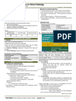 [CLINPATH] 1.01 Introduction to Clinical Pathology - Dr. Demaisip