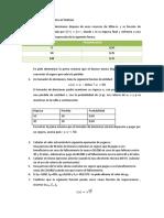 Ejercicios de Matematica Actuarial Administración