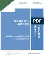 Nivel Primario - Jornada Institucional N° 5 - Carpeta Participante (1)