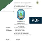 Determinacion Del Campo Electrico Terrestre