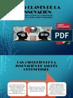 Las 5 Claves de La Innovacionx