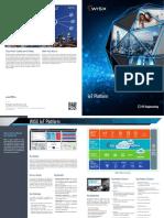 WISX IoT Platform Brochure