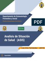 ASIS Resumido Ultimo 6 de Abrl 2019 Lita Ortiz
