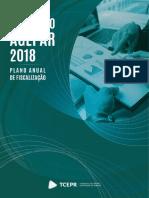 Relatório 75-2018 Caud Agepar