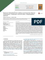 Historical relationship of the Caribbean and Amazonian Miocene ichthyofaunas