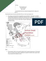 Terrell DG, The Greek Dark Age