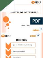 PPT Limites de Atterberg