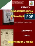 1ra. UNIDAD FUNDAMENT DE LA TEORÍA DE LA ARQUIT CALCH.ppt