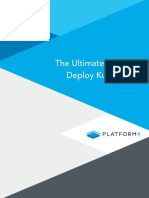 The Ultimateguide to Deploy Kubernetes