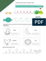 Guía de Trabajo Lenguaje y Comunicació Apra Subior