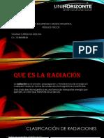 Que Es La Radiación