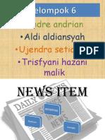 News Item Text (6)