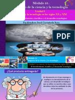 Act1. El Descubrimiento Científico y El Desarrollo Tecnológico/Módulo 21