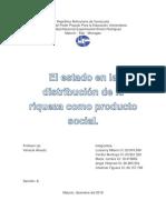 Evolución Histórica Del Trabajo en Venezuela