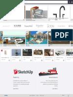 Convierte Objetos 3D Para Blufftitler Con StetchUp y Cinema
