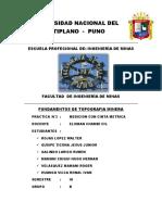 PRACTICA N°2- FUNDAMENTOS DE TOPOGRAFIA MINERA.docx