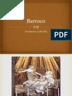 Aula - Barroco