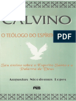 Calvino o teologo do espírito santo  - Augustus Nicodemus Lopes.pdf