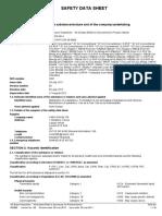 2001 ESDS US Export Gasolines - All Grades - EU English