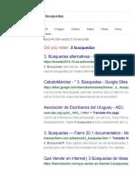 3busquedas - Google Search