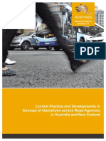 AP-R553-17 Current Pratice and Developments in Concept of Operations Across Road Agencies in Australia and New Zealand