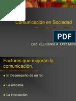 4 Comunicación en Sociedad Clase 4