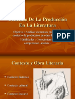 Contexto De La Producción En La Literatura (1).ppt