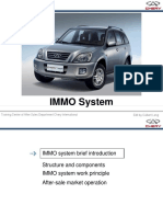 IMMO Training Material