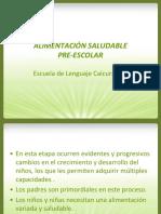 95003830 PPT Alimentacion Preescolar