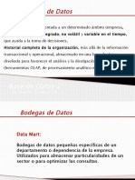 Bodegas de Datos (1)