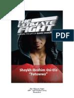 Shaykh Ibrahim Osi- Efa - The Ultimate Fight