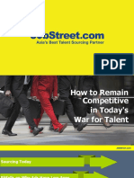 How to Remain Competitive in Todays War for Talent